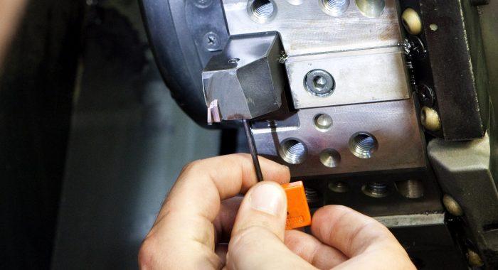 CNC in acciaio inossidabile